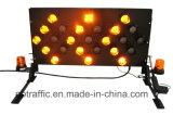 Panneau de signalisation de contrôle de trafic de 50 lampes