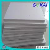Tarjeta de alta densidad de la espuma del PVC de la construcción