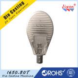 CNC de mecanizado disipador de calor de aluminio para el cuerpo de la lámpara LED