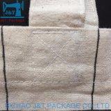 10 Oz Bolsa de algodón en color natural o con su propio logotipo