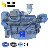 O melhor preço Weichai 550HP wp12c Motor Diesel Marítimo Steyr Motor de barco 330kw