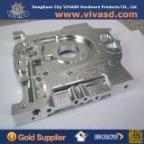 4軸線の精密CNCの機械化の部品