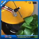 Capa del polvo de Galin Flex2f Eletrostatic/equipo manuales del aerosol/del canalón con el arma de la capa del polvo