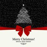 El regalo de papel creativo de las tarjetas de Navidad carda insignia de encargo de la empresa