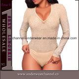 Hot Sale femmes Sexy teddy Lingerie Body (TG925)