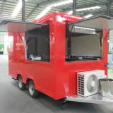 Customed Camp Outdoor fast-food Remorque mobile