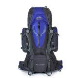 一義的な販売85Lのナイロン防水ハイキングのバックパック袋