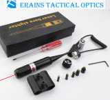 Tac Erains óptica laser multifunções de Inspeção do Orifício do Laser Red Dot Sight para. 177 a. 50 Calibre Boresighter Laser
