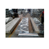 Papelão Ondulado Telhas de aço revestido de zinco de alumínio a folha de metal