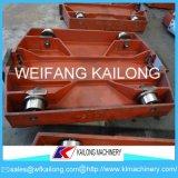 Продукт коробки бросания песка утюга серого утюга автомобиля паллета низкой цены дуктильный