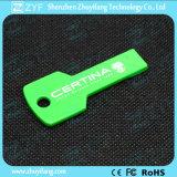 Azionamento dell'istantaneo del USB della vernice di verde dell'acciaio inossidabile (ZYF1181)