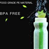 Горячая продажа двойные стенки пластиковые бутылки водой