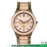 OEM die zich in de Productie van Houten Horloge, Multifunctioneel Houten Horloge specialiseren