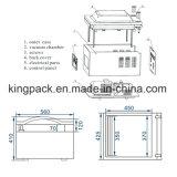Tisch-Oberseite-Vakuumverpackungsmaschine