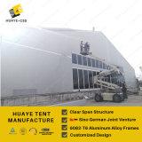 40mの幅の避難所のイベントのテント