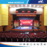 P7.62mm Full Color Rental Indoor LED Display Video Wall für Advertizing mit SMD 3528