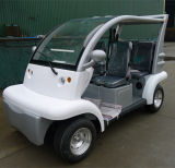 Electric People Mover, Battery Powered Personal Carrier, Eg6063ka