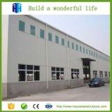 Prefabricated 가벼운 강철 목조 가옥 건축 구조 작업장