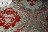 シュニールおよび綿はソファーのための高級なファブリックから成っていた処理を混合した
