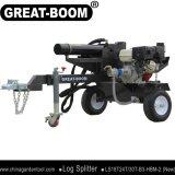 De professionele Super Hydraulische Splitser van het Logboek van de Dieselmotor van de Kwaliteit