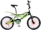 Vブレーキが付いているFs20yb2.40-68h 20inch鋼鉄BMXの自転車