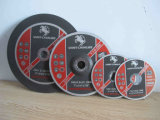 Inox 100X3X16のためのディスクを切るMPaのEn12413研摩の車輪
