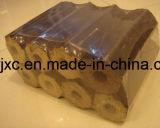 Ce approuvé et une qualité parfaite des déchets de matériel de la biomasse de briquettes pour la vente de la machine