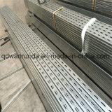 Unistrut平野/HDG/前電流を通された/電気電流を通された鋼鉄チャネル