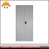 Jas-008 de Kast van het metaal binnen Veilige de 2-deuren van het Staal van de Doos Archiefkast voor Leger
