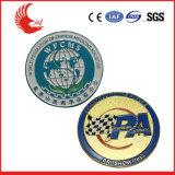 Zubehör-kundenspezifische Herausforderungs-Münze mit Epoxidbeschichtung