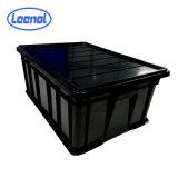 Ln-1526132 Engradado de ESD ESD Tote Bin caixas de compartimento de plástico
