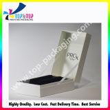 Rectángulo de papel del regalo magnético plegable de lujo del diseño