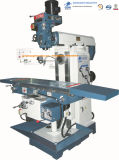 CNC 금속 3개의 축선 Dro 회전대 헤드를 가진 X6332clw-2 절단 도구를 위한 보편적인 수직 포탑 보링 맷돌로 간 & 드릴링 기계