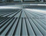 protection environnementale des matériaux de construction étanche de la plaque de toiture en aluminium