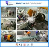 Boyau renforcé de PVC de fil d'acier faisant la machine, chaîne de production de boyau de ressort de PVC