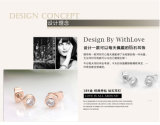 스테인리스 Steel Jewelry Fashion Jewellery Earring (hdx1053)