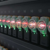 Caricatore chiaro carboniero senza cordone della lampada di minatore del LED