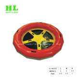 PVCローラーの飛魚座の球公園のための膨脹可能な水ゲーム