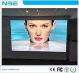 Alta visualización de LED a todo color de interior de la claridad de la pantalla P6