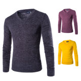 Plaine chandail Fabricant de vêtements pour hommes de l'homme sweat-shirts Fashion Pull