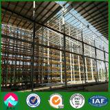 Casa pré-fabricada do armazenamento da construção de aço da alta qualidade