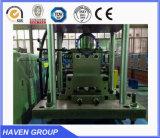 Armação de aço de corte hidráulico c terça máquina de formação de rolos