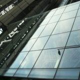 Super Clear 12mm+15UM+12mm baixo-E vidraças duplas de vidro temperado