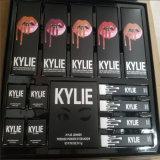 Nuova casella cosmetica di trucco di Kylie Jenner di natale 2017 con l'insieme di Lipliner del Eyeliner dell'ombretto del rossetto