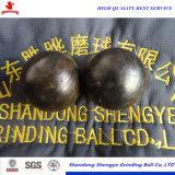 Kugel-Tausendstel-geschmiedete reibende Stahlkugel für Minenindustrie