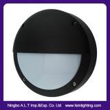 Del aluminio de la lámpara de mamparo con forma redonda Forma Moonhalf