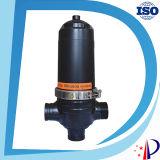 Filtro de arena Pre-filtración de agua de mar Filtro de disco de purificador de agua de lavado