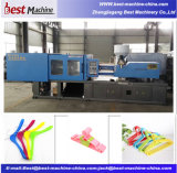 Assurance de la qualité de plastique crochet de suspension de la machine de moulage par injection