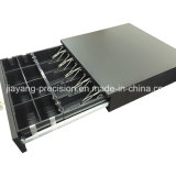 Jy-410b gaveta de dinheiro com cabo incorporado para qualquer impressora de recebimento