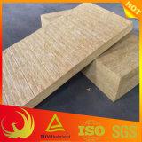El material de aislamiento de lana mineral termal junta
